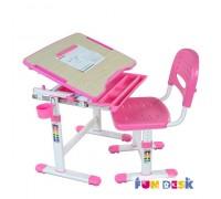 Bambino -детская парта и регулируемый стульчик FunDesk
