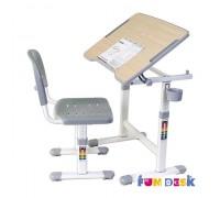 Piccolino 2 - детская парта и регулируемый стульчик FunDesk