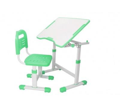 Sole II -детская парта и регулируемый стульчик FunDesk