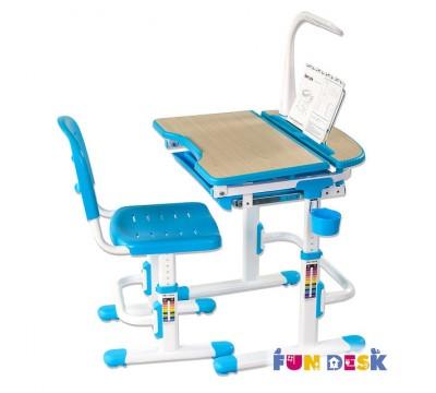 Sorriso -детская парта и регулируемый стульчик FunDesk