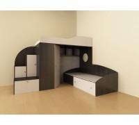 Кровать чердак Кадет-2