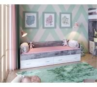 Кровать нижняя Юта Ярофф