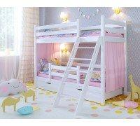 Двухъярусная кровать Сонечка с ящиками