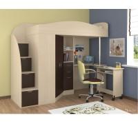 Кровать-чердак Юниор-4