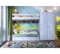 Кровать чердак Юта -2 Ярофф