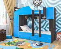 Двухъярусная кровать Юниор -2 фабрики Ярофф